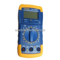portable digital multimeter a830l