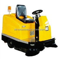 road sweeper/ground sweeper/cleaning sweeper/floor sweeper