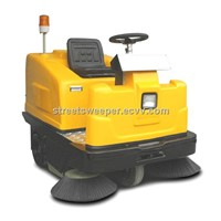 road sweeping equipment/ floor cleaning machine/airport sweeper/ride on sweeper