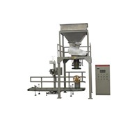 salt packing machine with stainless steel material