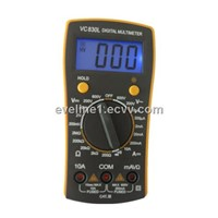 small size digital multimeter for school diy