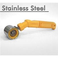 stainless steel wallpaper tool press roller