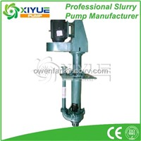 submerged mud slurry pump