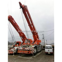 used rough terrian crane Kato KR45H-VS