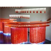 Waterproof,Light Transmission Honeycomb Panel as Table,Desk