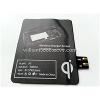wireless charger receiver accepter for samsung Note II