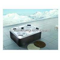 monalisa 4 seats outdoor  party spa tubs massage bathtub hot tub