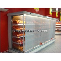 Night Curtain for Refrigerated Display