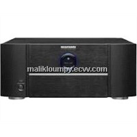 MM8077 7 Channel Power Amplifier - 150 W RMS (Black)