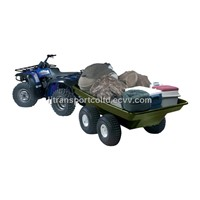 XL ATV Utility Trailer 2500-Lb  Capacity, 25 Cu
