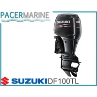 SUZUKI DF 100 HP FOUR STROKE OUTBOARD ENGINE BOAT MOTOR