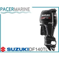 SUZUKI DF 140 HP FOUR STROKE OUTBOARD ENGINE BOAT MOTOR