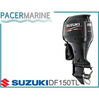 SUZUKI DF 150 HP FOUR STROKE OUTBOARD ENGINE BOAT MOTOR