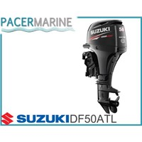 SUZUKI DF 50 HP FOUR STROKE OUTBOARD ENGINE BOAT MOTOR