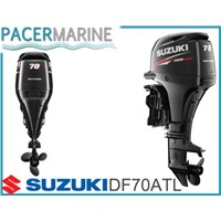 SUZUKI DF 70 HP FOUR STROKE OUTBOARD ENGINE BOAT MOTOR
