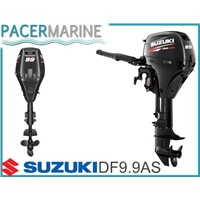 SUZUKI DF 9.9 HP FOUR STROKE OUTBOARD ENGINE BOAT MOTOR