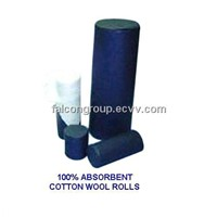 100% Absorbent Cotton Wool Rolls