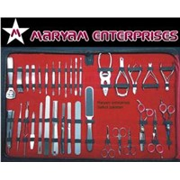 MANICURE AND PEDICURE TOOL SET