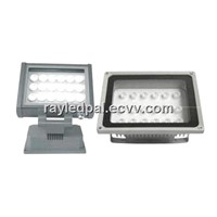 36W Series Floodlight & Projector Samsung & Cree LED IP65 & Outdoor & RGB DMX512 Control