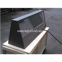 3G wireless remote control taxi LED panel