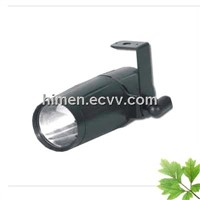 3W LED Pinspot Effect Light with 5 Colors for Option (D-PS)