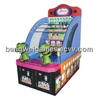 Duckling world redemption game machine water shooting game machine