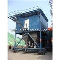 FIBC Weighing and Bagging Unit for Port Unloading