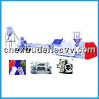 Plastic Strand Pelletizing (Cold-cutting) Production Line