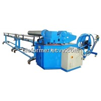 Post-Tension Pipe Making Machine