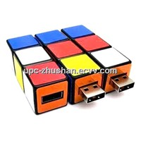 Promotional Magic Cube 2GB 4GB 8GB USB Flash Driver