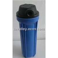 10' Blue Bottle Water Filter Cartridge, PP, GAC, Resin are available