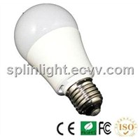 2013 the Newest 70% Energy-Saving E27/B22 6W LED Bulb