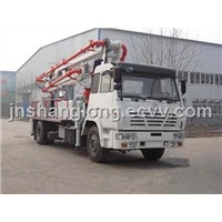 24m Truck Mounted Concrete Pump