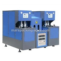 2 Cavity Semi-Automatic Blow Molding Machine