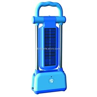 3W/ 3200mah/ 5h Finger-Sensored Solar LED Lantern and Table-Lamp with AC Plug