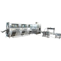 3 and 5 gallon Water Filling Line