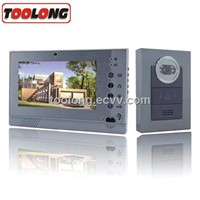 7inch GSM Video Door Phone with Taking Photoes and Videoes