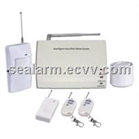 AUTO-DIAL ALARM SYSTEM PSTN,Wireless GSM Smart Home Alarm System,Public Switched Telephone Network