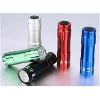 Aluminium Flashlight
