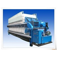 Automatic Filter Press Machine For Ore Dressing Plant