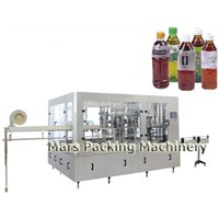 Carbonated Soft Drink Filling Equipment