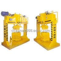 Cement Channel Forming Machine for Water Irrigation