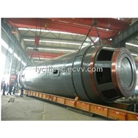 Double Sliding Shoe Cement Mill