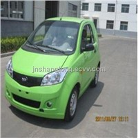 EEC Certification 2 Seats Electric Car