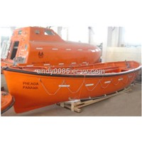 F.R.P. Marine open lifeboat for ship equipment