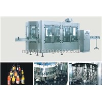Glass Bottle Filling Machine for Wine