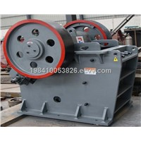 High efficiency mining equipments jaw crusher with low consumption