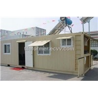 ISO9001:2008 Certified Modular Container House,Djibouti Container House