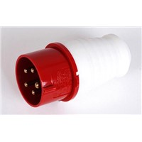 Industrial Plug and Socket HF-015 16A 3P+E+N 380-415V