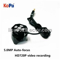 KoPa digital microscope with 5.0mp camera AF 720P VIDEO